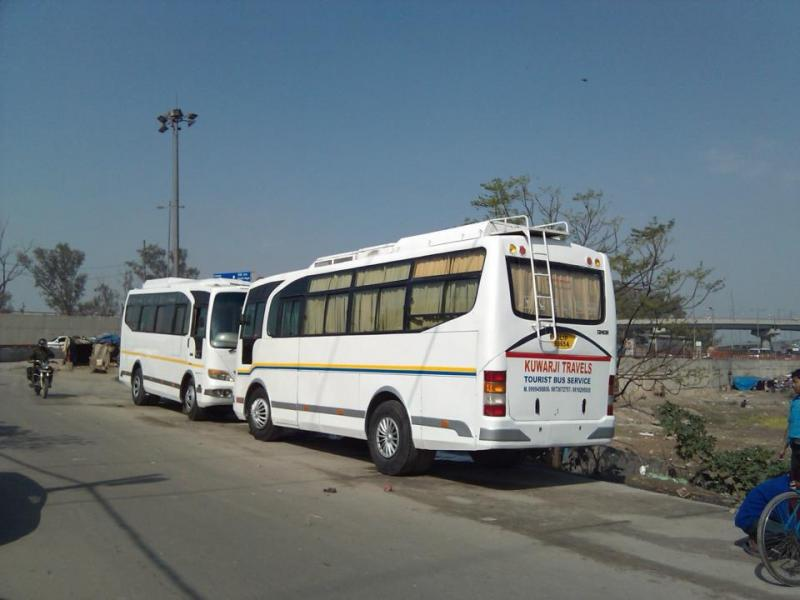 15 seater mini Bus