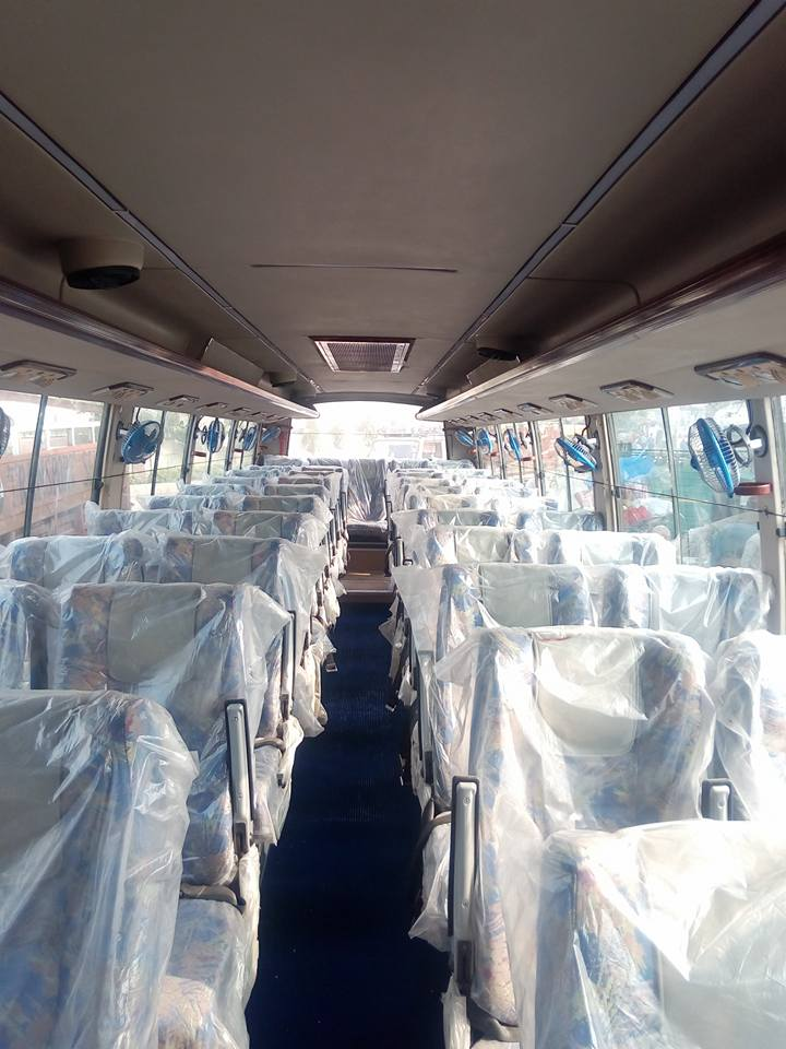 45 seater 2x2