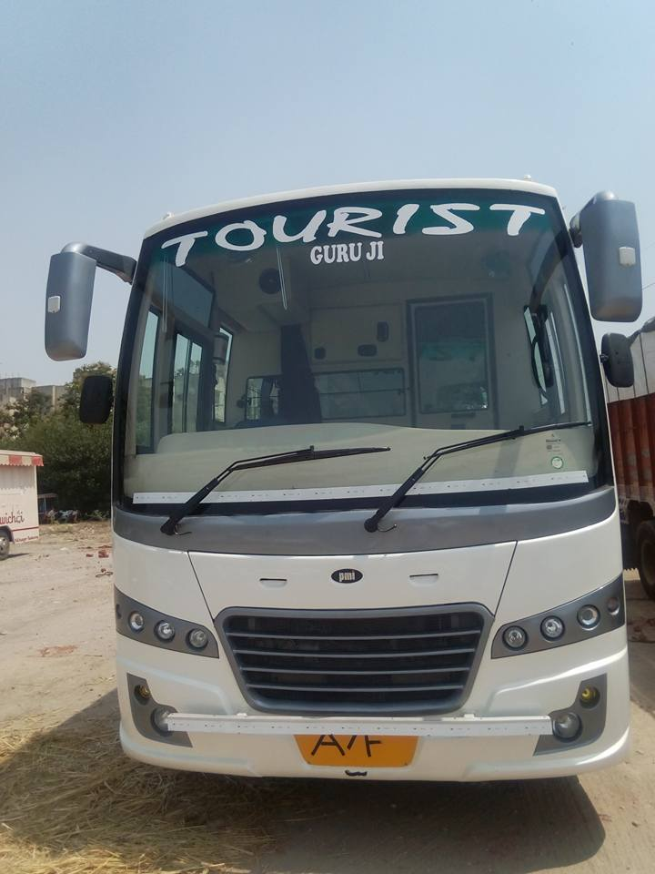 49 Seater 2x2 Push back Airsuspension Dual Ac for winter and summer