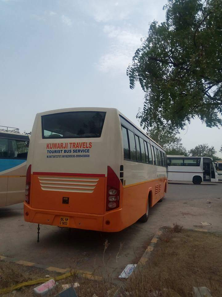 35 Seater Buses