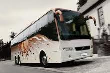 45 Seater Volvo Coach on Rent