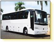 41 Seater Luxury Coach (Semi Volvo) interior
