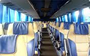 38 Seater Volvo Coach interior